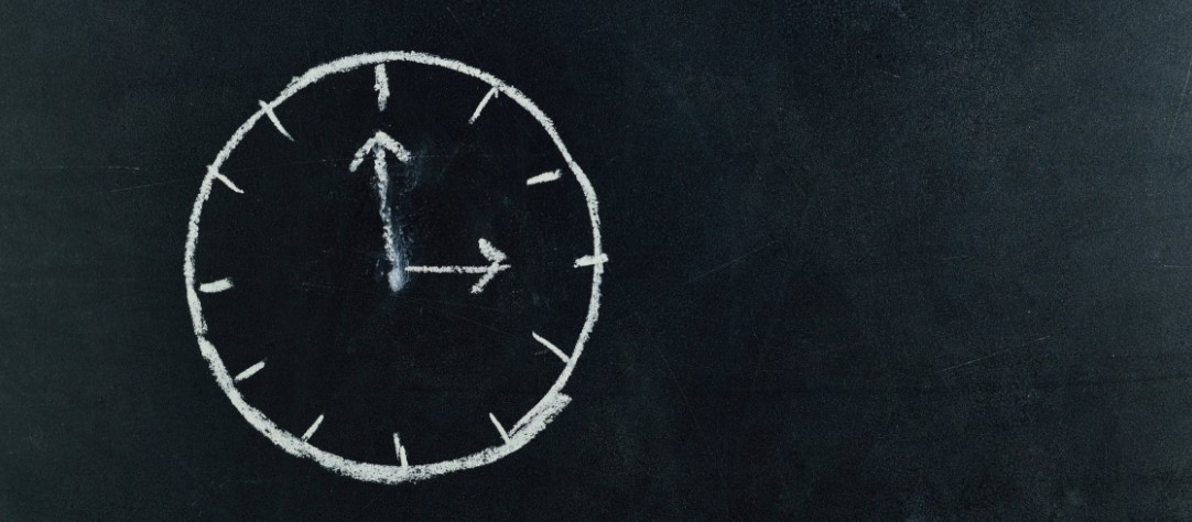 What is a time clock application?